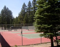 Community Center Tennis Courts